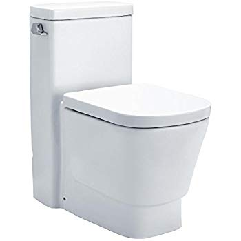Galba Dual Flush Small Toilet